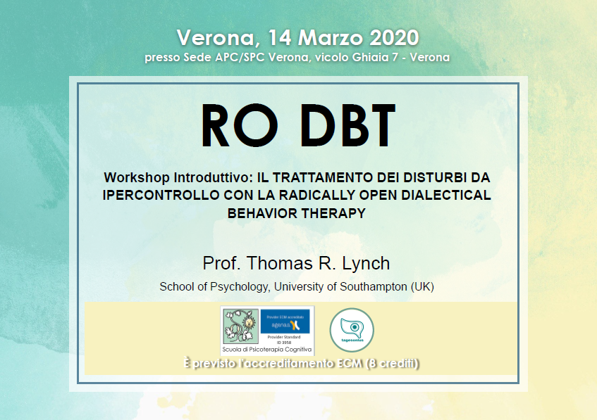 Workshop per professionisti