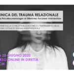 emdr, trauma, trauma relazionale, corso, webinar, tages trauma