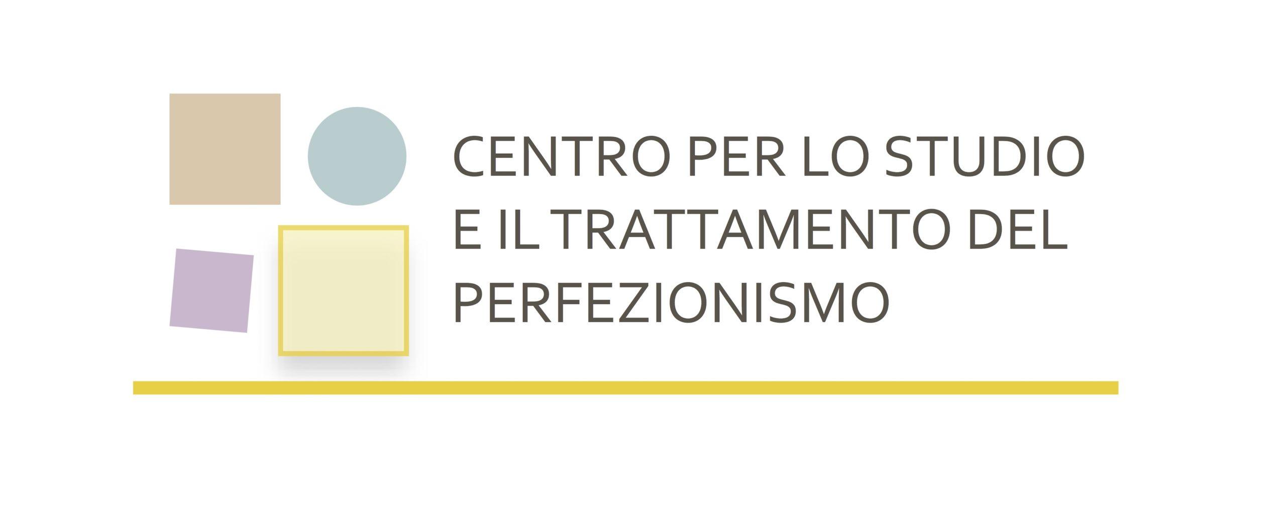 perfezionismo, centro per lo studio e il trattamento del perfezionismo, superare il perfezionismo, curare il perfezionismo, trattamento del perfezionismo