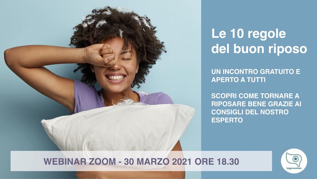 incontro gratuito, le 10 regole, sonno, insonnia